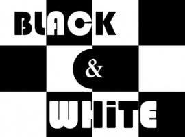 accommodation Black & White
