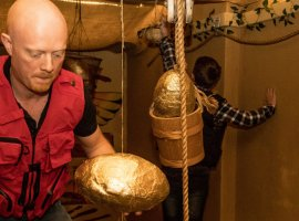 accommodation Escape The Tomb Of King Tut