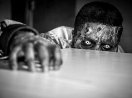 accommodation Trapped in a Room with a Zombie