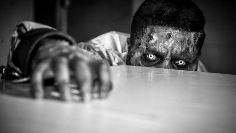 accommodation Trapped in a Room with a Zombie 1