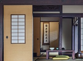 accommodation Zen Room