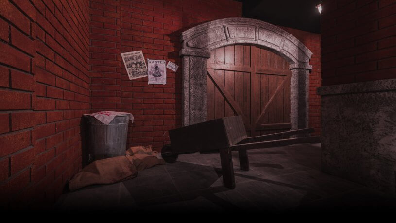 accommodation Jack The Ripper 1