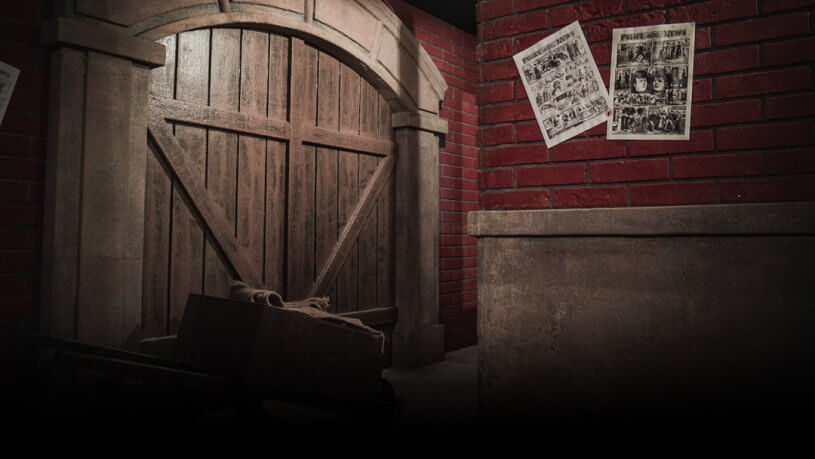 accommodation Jack The Ripper 2