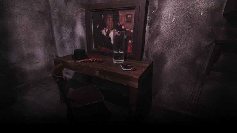 accommodation Jack The Ripper 3