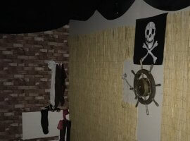accommodation The Irate Pirate