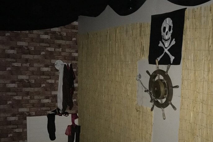 accommodation The Irate Pirate 0