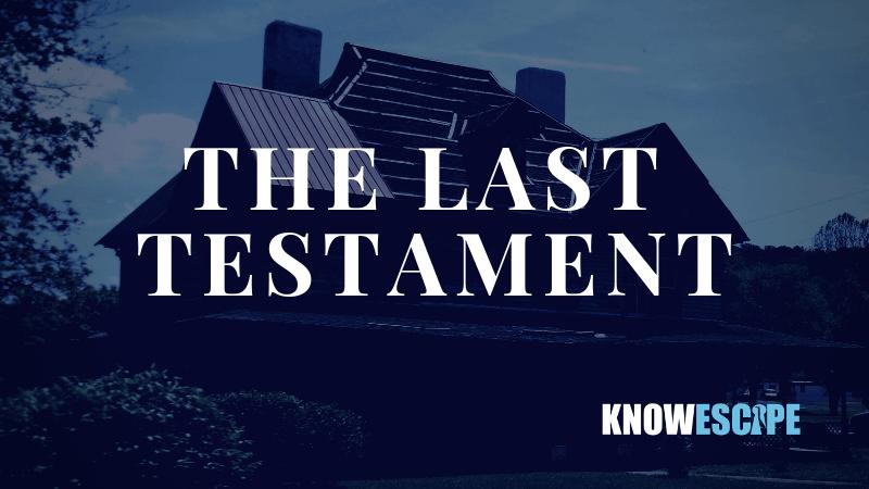 accommodation The Last Testament 0