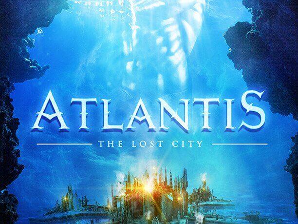 accommodation Atlantis The Lost City 0