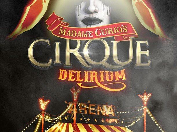 accommodation Madame Curio's Cirque Delirium 0