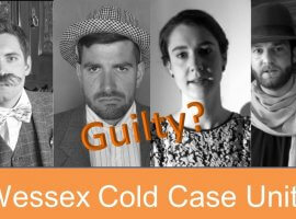 accommodation Wessex Cold Case Unit