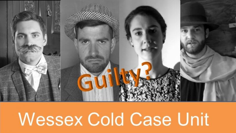 accommodation Wessex Cold Case Unit 1